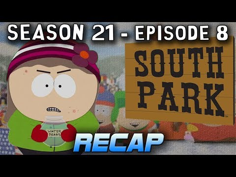 SOUTH PARK - Season 21, Ep. 8 RECAP - Moss Piglets
