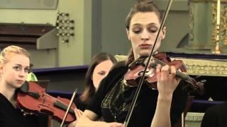 Wolfgang Amadeus Mozart - Viiulikontsert nr 5 A-duur KV 219 (III Rondo: Tempo di menuetto)