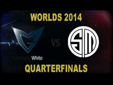 SSW vs TSM - 2014 World Championship Quarterfinals D1G1