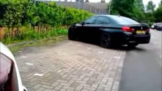 BMW M5 F10 wHamman rims Loud Start Up, revs andamp; Hard Acceleration!(Самые лучшие видео самых новых и крутых автомобилей у нас на канале. А также масса видео-приколов со всего..., 2014-05-17T21:37:03.000Z)