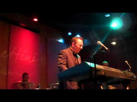 Brian Simpson Live at Spaghettini I