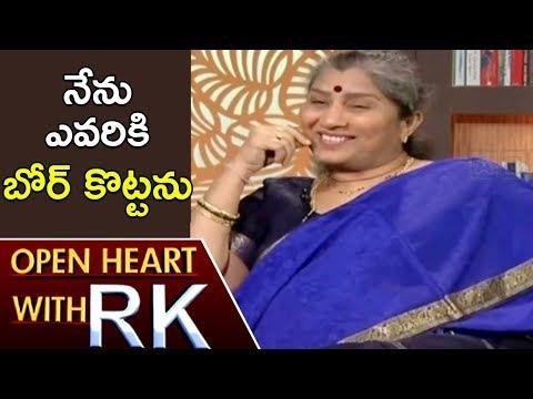 Senior Actress Annapurna On Present Film Industry | Open Heart With RK | ABN Telugu
