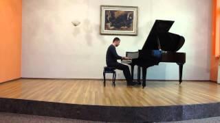L.  van Beethoven, Sonata op. 111 -  Arietta, adagio molto  semplice e cantabile -  Darko Dujmusic