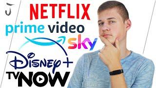 Welcher Streaming-Dienst ist der BESTE? (Netflix vs. Prime Video vs. Disney Plus...)