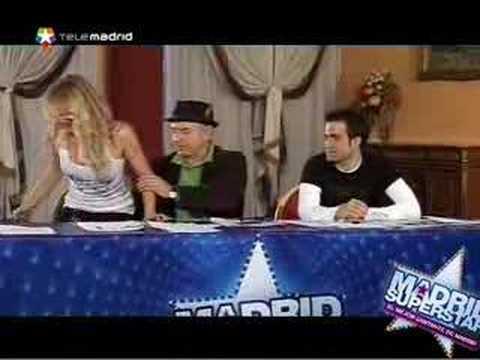 Manuel Rojas en Madrid Superstar
