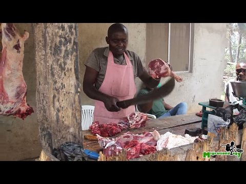 Nyama Choma - How to Eat Your Meat the East African Way!
