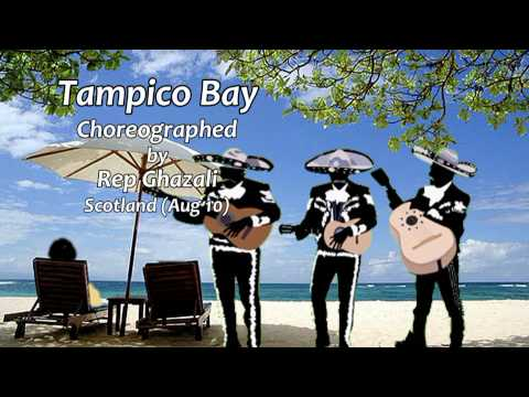 Tampico Bay -Line Dance Intro Page