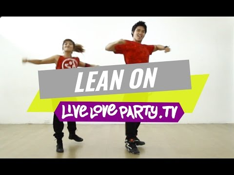 Lean On by Major Lazer | Zumba Fitness with Myjell and Jigs | Live Love Party