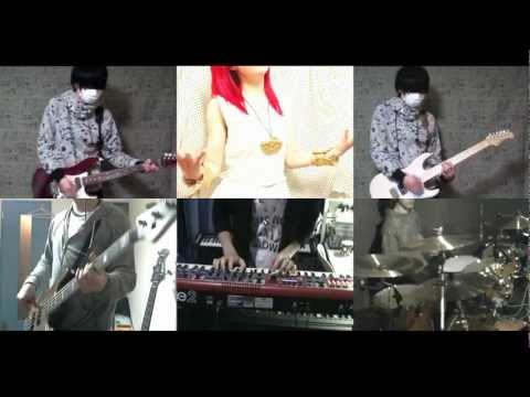 [HD]MAGI The Labyrinth of Magic ED [The Bravery] Band cover