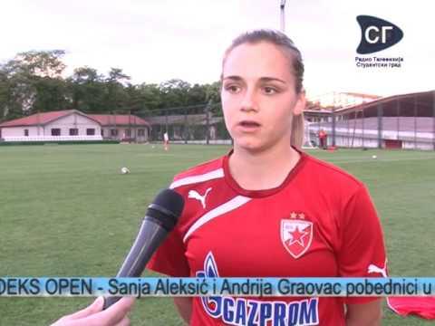 UniSport - Nina Kolundžija, Andrijana Trišić