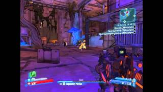 Borderlands 2 Walk Through 74 A hunting we will go pt 1