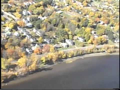 Aerial Survey, Part 3  Pictou  Harbour from the mouth at  Lighthouse  Beach to  Durham on  West  Riv