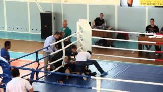 III турнир амурской области по тайскому боксу памяти П.Ступака. Благовещенск