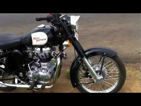 Bullet Royal Enfield Classic 350 Youtube