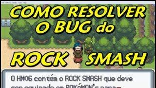 Como Resolver o Bug do Rock Smash em Pokémon Light Platinum