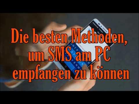 Mit diesen 2 Methoden können Sie SMS am PC empfangen