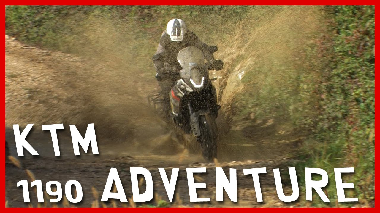 Download Essai KTM 1190 Adventure : une vraie moto d'aventurier (English Subtitles)