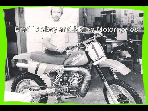 Brad Lackey and Maico Motorcycles (Short Documentary)