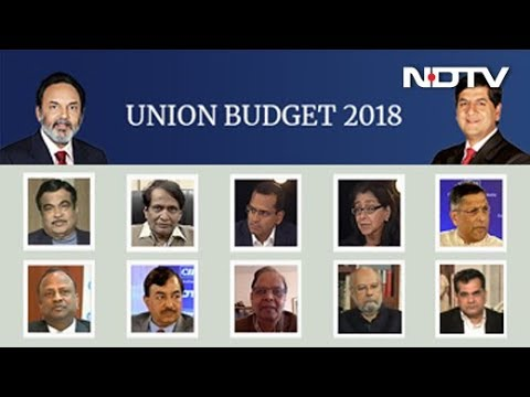Prannoy Roy And Experts Analyse Budget 2018