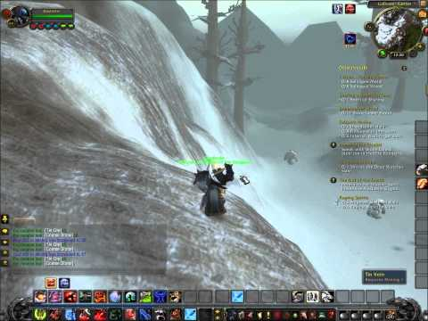 World Of Warcraft Fast Mining Video. Silver Ore And Tin Ore