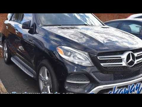 Used 2016 Mercedes Benz GLE Greenville SC Easley, SC #180796A   SOLD