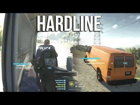 Battlefield Hardline - Gameplay  