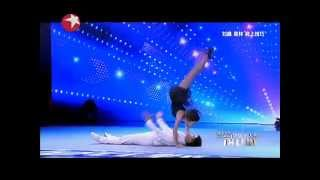 China's Got Talent , Look,  Shocking dance for youShocked the audience , Super Dancer,