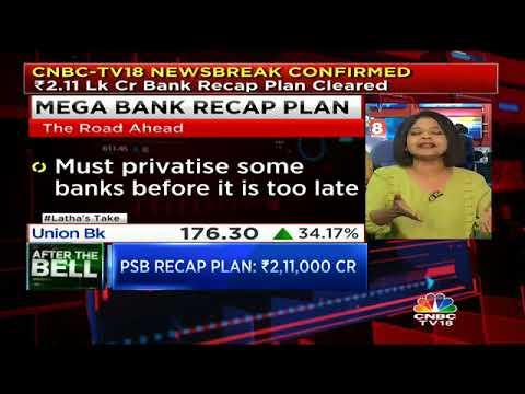 RBI Welcomes Bank Recapitalisation Plan