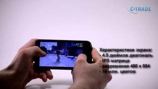 Lenovo A800 видео обзор