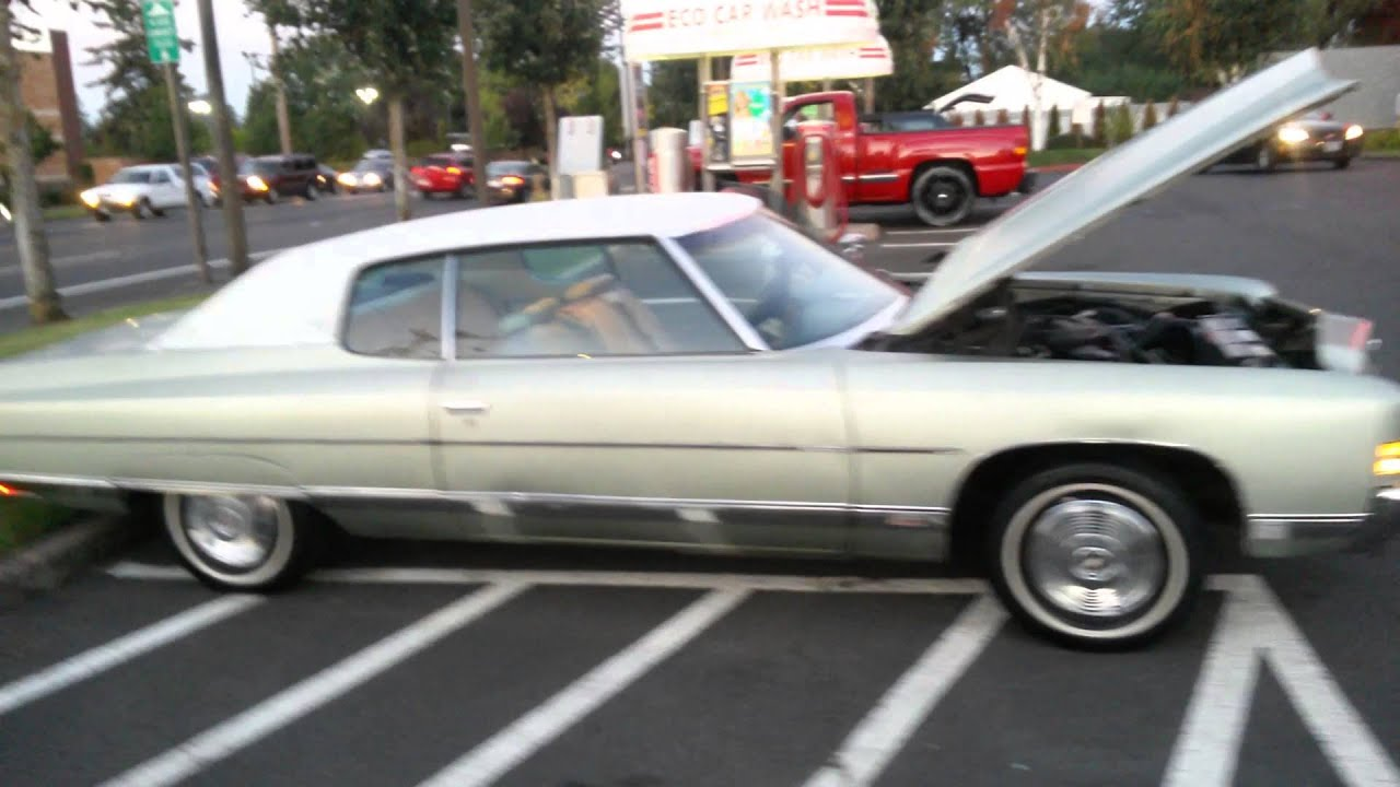 1972 Chevy Caprice Hardtop Coupe 402 Sold Youtube