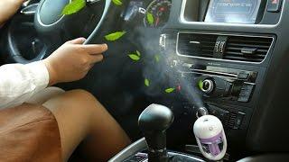 видео Как выбрать автомобильный очиститель воздуха с ионизатором?