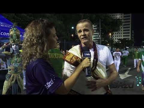 SRzd Carnavalesco Alexandre Louzada Mocidade Carnaval 2018