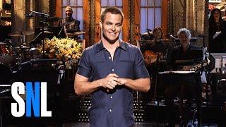 Chris Pine Monologue - SNL