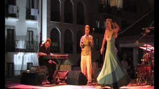 Victoria Ivanova, Javier Paxariño. Improvisación