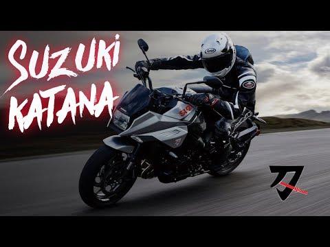 Máquinas Legendarias - Suzuki Katana, la leyenda renace.
