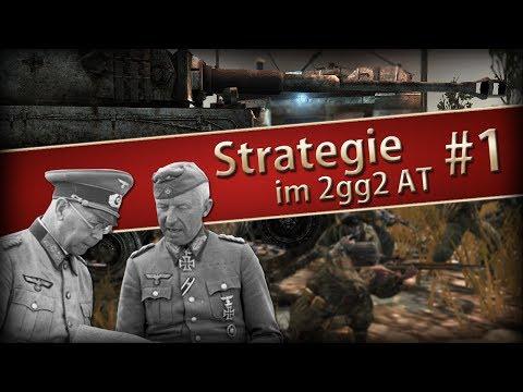 Company of Heroes: Strategie im 2 gg 2 AT - Wehrmacht #01 Erste Schritte
