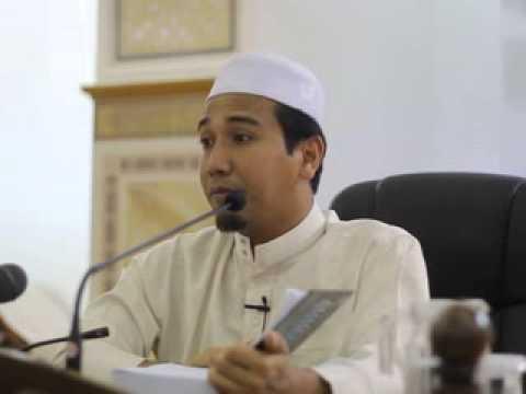 Doa Nabi Kepada Anas bin Malik - Ustaz Syed Mohd Norhisyam (USN)