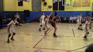 Nicolette D'Itria 18/19 Highlights St Mary's Lynn / Mass Thundercats