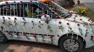 Mahadev flower decoration