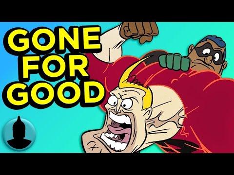 9 Cartoons You Forgot Even Existed - (Tooned Up S3 E26)