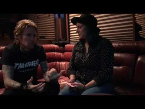 An Interview with Josh Todd & The Conflict