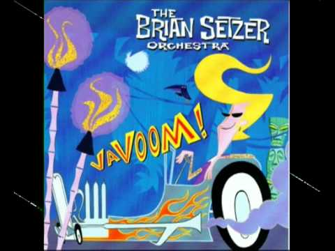 The Brian Setzer Orchestra - Rock-A-Beatin