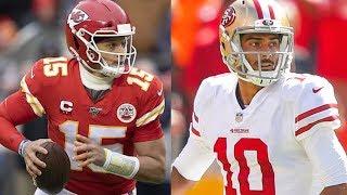 2020 SUPER BOWL PREDICTIONS! Kansas City Chiefs vs San Francisco 49ers