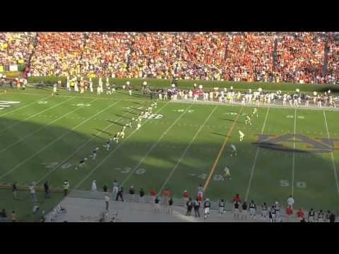 #6 LSU vs #4 Auburn 2010