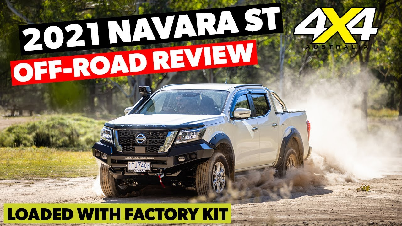 Nissan Navara ST with factory accessories: Review | 4X4 Australia