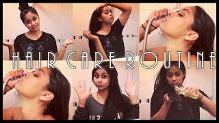 My Hair Care Routine! Get Long Healthy Hair!