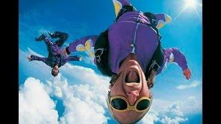Спортивные прыжки с парашютами - парашютный спорт