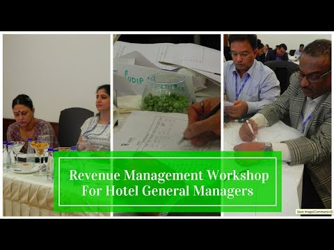 Revenue Management Workshop - Whyndham Hotels Group - Eurasia