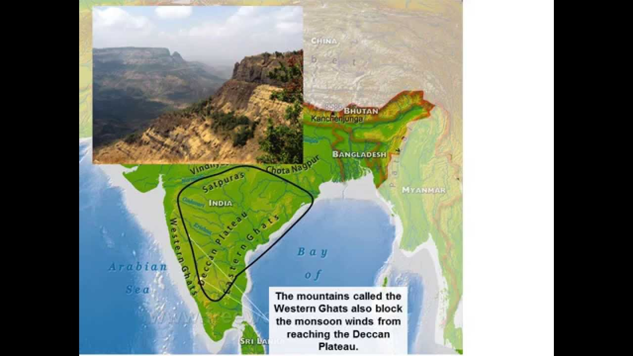 World geography 5 1 south asia physical youtube gumiabroncs Images