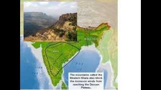 World Geography 5-1 South Asia, Physical